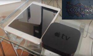 Apple TV yazılımını güncelleme