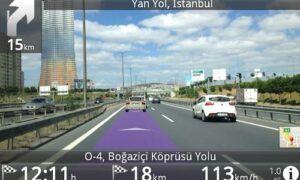 Yeni navigasyon uygulaması, Google Haritalar 'da harika yeni özellik taşıyor