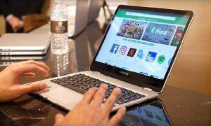 Samsung'un Chromebook Pro, Chrome bakış şeklinizi değiştirecek