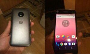 Moto G5 Plus: Sızdırılmış fotoğraf, Motorola'nın yeni telefonunun teknik özelliklerini ortaya koyuyor