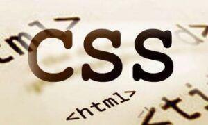 CSS ne demektir?