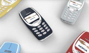 Nokia 3310 resmen tanıtıldı