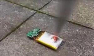 Geliştirilen yeni pil teknolojisi akıllı telefon patlamalarını önleyebilir