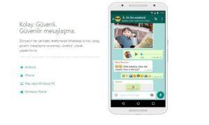 WhatsApp'ın yeni bir özelliği var – nasıl etkinleştirileceğiniz aşağıda.