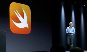 Swift, en popüler 10 programlama dili arasında