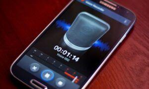 iPhone veya Android Aramalar Nasıl Kayıt edebilirsiniz