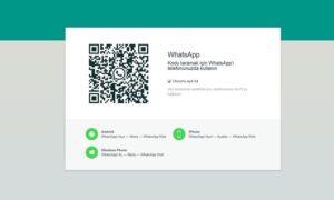 WhatsApp Web güvenlik açığı