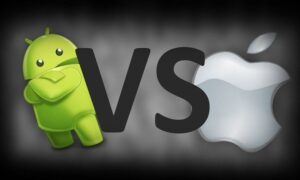 iOS 11 vs Android O