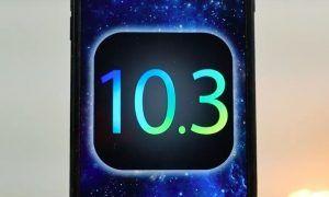 iPhone ve iPad için iOS 10.3.1 yayınlandı