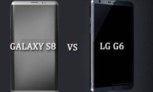 Galaxy S8 vs LG G6 hız testi