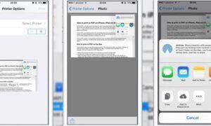 iPhone, iPad ve Mac PDF dosyası nasıl yazdırılır