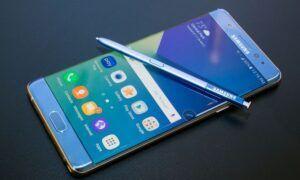 Samsung Galaxy Note 8 şarj Sorunu