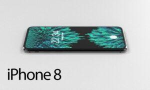 iPhone 8 yüz tanıma sistemi olacak mı ?