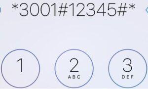 iPhone Gizli Sorgulama Kodları