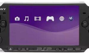 PSP özellikleri
