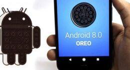 Android oreo resmen tanıtıldı