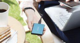Samsung T5 harici SSD