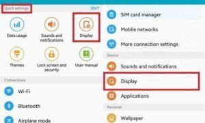 Android Telefonlarda Yazı Tipi Değiştirme
