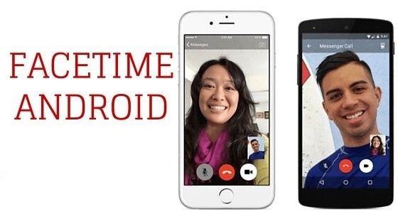 FaceTime uygulaması Android telefonda kullanılabilir mi?