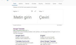 GoogleTranslate nasıl kullanılır? Ne kadar doğru çeviriyor?