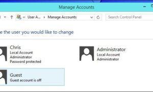 Windows 10'da Kullanıcı Hesabı Nasıl Oluşturulur, Düzenlenir ve Silinir