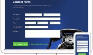 WordPress İletişim Formu Nasıl Eklenir?