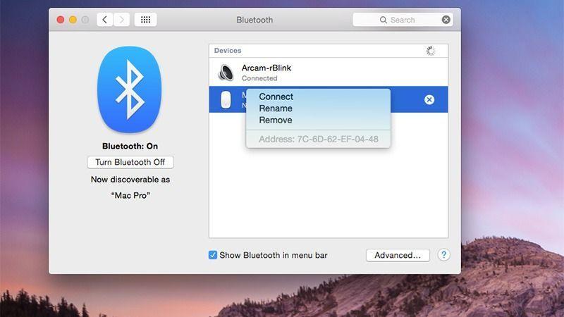 Mac'te Bluetooth sorunları nasıl düzeltilir?