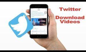 İPhone telefona Twitter Videoları İndirmenin 3 Yolu