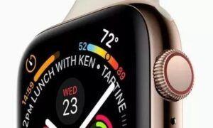 Apple Watch Series 4 hayatınızı kurtarabilir