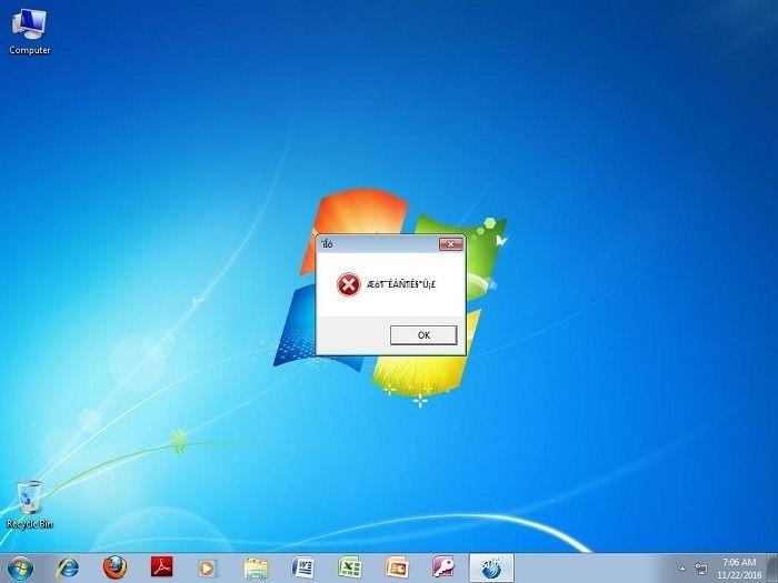 bilgisayarım dosyaları açmıyor