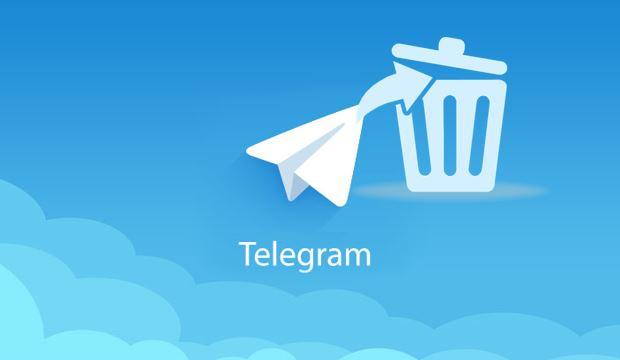 Android ve iPhone'da Telegram Hesabını Kalıcı Olarak Silme