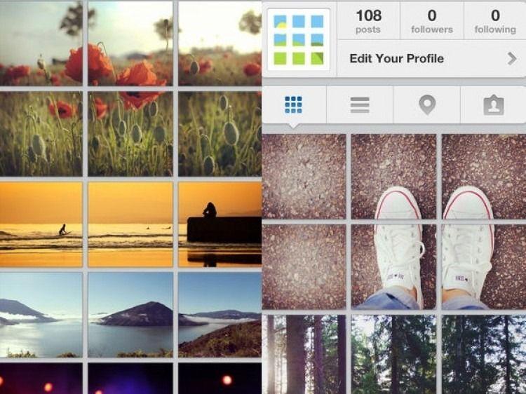 Instagram bölünmüş fotoğraf nasıl yapılır?