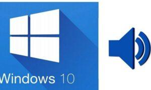 Windows 10'da Ses Sorunu Nasıl Düzeltilir