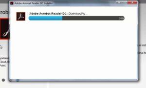 Adobe Reader Windows 10'da Çalışmıyor