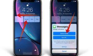 iOS 12'de e-posta bildirimleri nasıl ayarlanır?