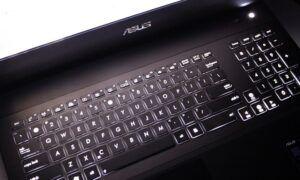 ASUS Klavye Arka ışık Çalışmıyor