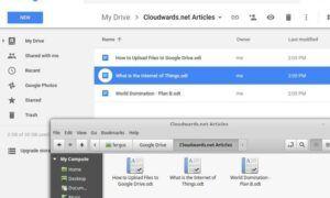 Google Drive'a Dosya Yüklemeye İzin Veren Formlar Nasıl Oluşturulur