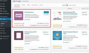 WooCommerce ile mağaza nasıl oluşturulur?