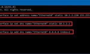 Statik iP Adresi Atama Nasıl Yapılır