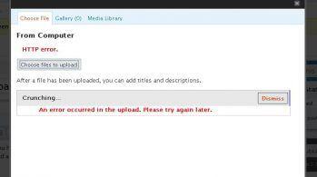 WordPress Resim Yükleme Sorunu