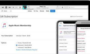 Apple Müzik Aboneliği Nasıl İptal Edilir