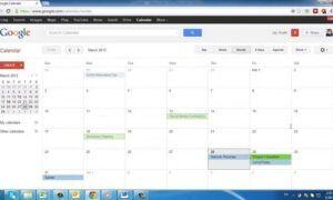 Outlook.com Takvimini Google Takvime Aktarma