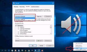 Windows 10 Bildirim Sesleri Nasıl Kapatılır