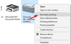 Windows 10'da Yazıcı Çevrimdışı