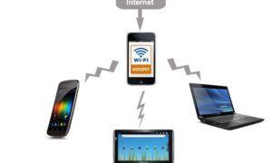 Telefondan telefona internet paylaşımı nasıl yapılır