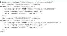 data-vocabulary.org schema deprecated hatası