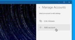 Windows 10 Posta Uygulamasına E-posta Kurulumu