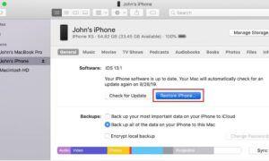 iPhone veya ipad açılmıyor logo yanıp sönüyor
