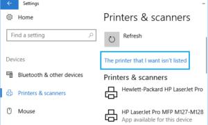 Windows 10 Yazıcı Kullanılamıyor sorunu