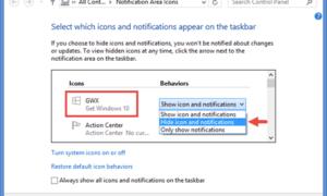 Windows 10 Güncelleme Bildirimini Kaldırma / Devre Dışı Bırakma